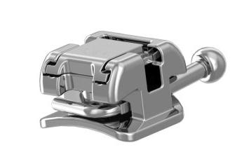 "Q-uality – 4D passive SL Bracket .022"" Slot / Stück"